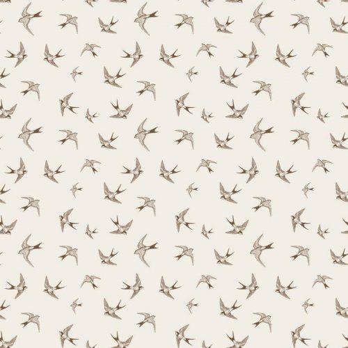 Fotomurales mexico papeles pintados autoadhesivos patron de la vendimia con las pequenas golondrinas blancas 1 500x500 - Fotomural Papel Tapiz Barroco y Elegantes