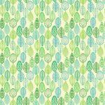 Fotomurales-mexico-papeles-pintados-autoadhesivos-patron-de-la-vendimia-de-dibujado-a-mano-sin-fisuras-con-las-verdes-hojas-adornadas 1
