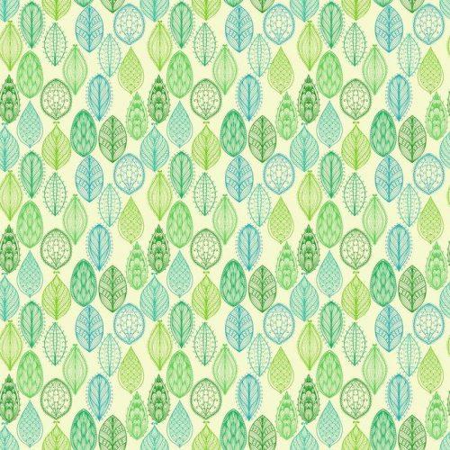 Fotomurales mexico papeles pintados autoadhesivos patron de la vendimia de dibujado a mano sin fisuras con las verdes hojas adornadas 1 500x500 - Decoración de Oficinas y Empresas