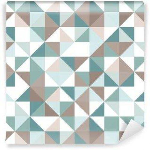 Fotomurales mexico papeles pintados autoadhesivos triangulo sin patron 500x500 - Papel Tapiz Patrón Geométrico Triángulo 03