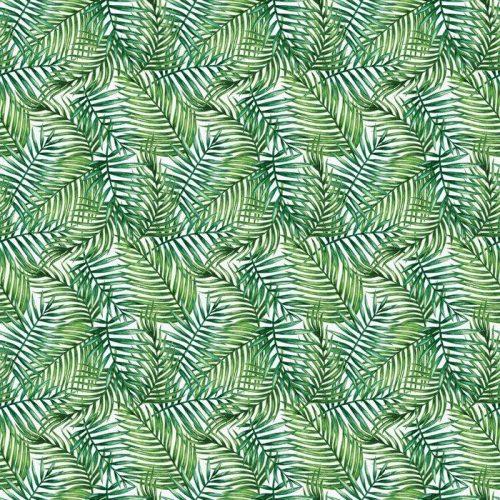 Fotomurales mexico papeles pintados autoadhesivos watercolor tropical palm leaves seamless pattern vector illustration 1 500x500 - Decoración de Oficinas y Empresas