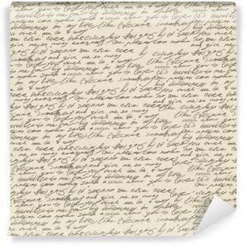 Fotomurales mexico papeles pintados caligrafia abstracta en papel vendimia viejo patron sin fisuras vec 500x500 - Fotomural Papel Tapiz Barroco y Elegantes