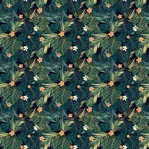 Fotomurales mexico papeles pintados fondo transparente de colores tropicales brillantes con hojas y 1 300x300 - Papel Tapiz