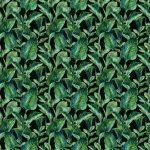 Fotomurales-mexico-papeles-pintados-lavables-fondo-inconsutil-de-la-acuarela-con-hojas-tropicales 1