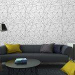 Fotomurales-mexico-papeles-pintados-lavables-modelo-geometrico-blanco-y-negro-simple-minimalista-triangulos-o-vidriera-se-puede-utilizar-como-fondo-de-pantalla-fondo-o-la-textura 6