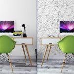 Fotomurales-mexico-papeles-pintados-lavables-modelo-geometrico-blanco-y-negro-simple-minimalista-triangulos-o-vidriera-se-puede-utilizar-como-fondo-de-pantalla-fondo-o-la-textura 7