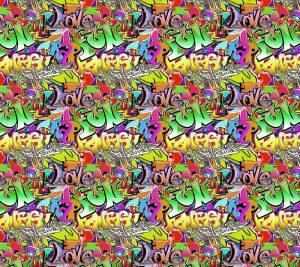 Fotomurales mexico papeles pintados lavables pared de la pintada urban background art patron sin fisuras 1 300x267 - Papel Tapiz