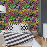 Fotomurales-mexico-papeles-pintados-lavables-pared-de-la-pintada-urban-background-art-patron-sin-fisuras 4