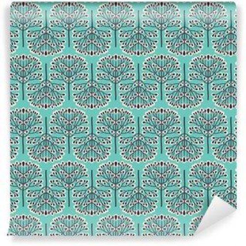 Fotomurales mexico papeles pintados lavables patron bosque sin fisuras 500x500 - Fotomurales Papel Tapiz Tropical y Naturaleza