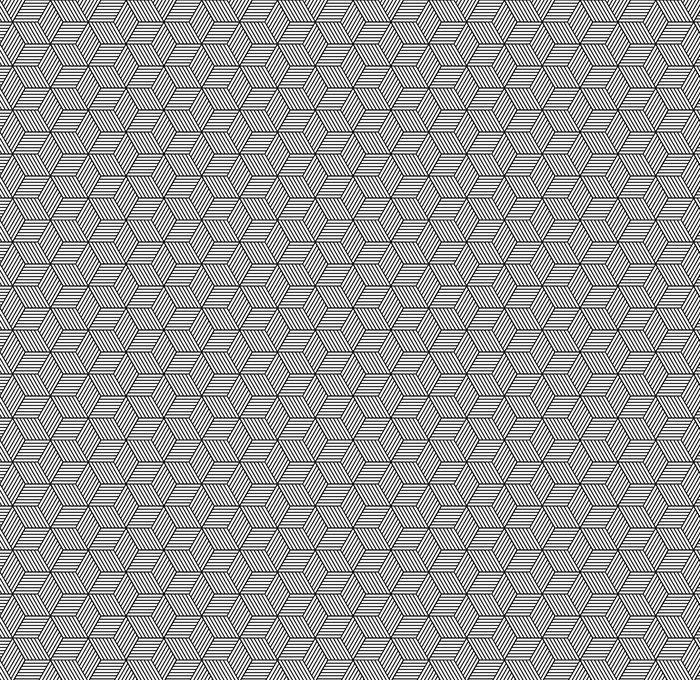 Fotomurales mexico papeles pintados lavables patron geometrico transparente con cubos 1 - Papel Tapiz Patrón de Cubos 3D 02