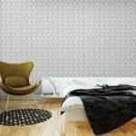 Fotomurales-mexico-papeles-pintados-lavables-patron-geometrico-transparente-con-cubos 2