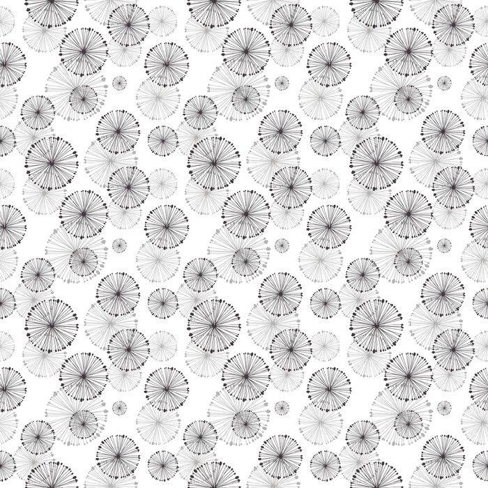 Fotomurales mexico papeles pintados lavables patron transparente de diente de leon 1 - Papel Tapiz Diente de León Fondo Blanco 02