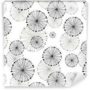 Fotomurales mexico papeles pintados lavables patron transparente de diente de leon 300x300 - Papel Tapiz