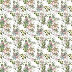 Fotomurales mexico papeles pintados lavables pintura de la acuarela de la hoja y las flores patron de fisuras en el fondo blanco 1 300x300 - Papel Tapiz