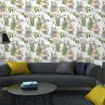 Fotomurales-mexico-papeles-pintados-lavables-pintura-de-la-acuarela-de-la-hoja-y-las-flores-patron-de-fisuras-en-el-fondo-blanco 6