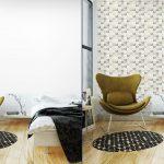 Fotomurales-mexico-papeles-pintados-lavables-seamless-patron-geometrico-en-tonos-pastel 2