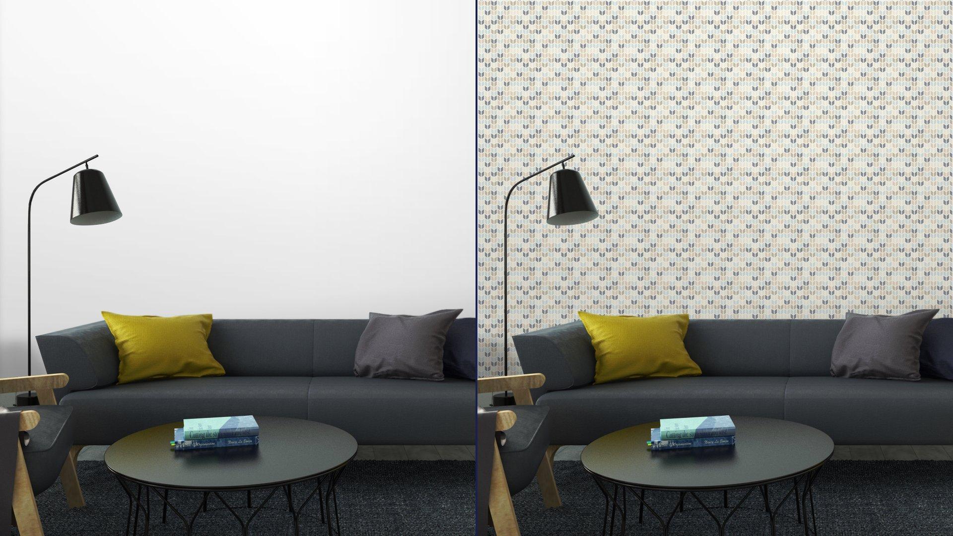 Fotomurales mexico papeles pintados lavables seamless patron geometrico en tonos pastel 5 - Papel Tapiz Patrón Geométrico Tonos Pastel 01