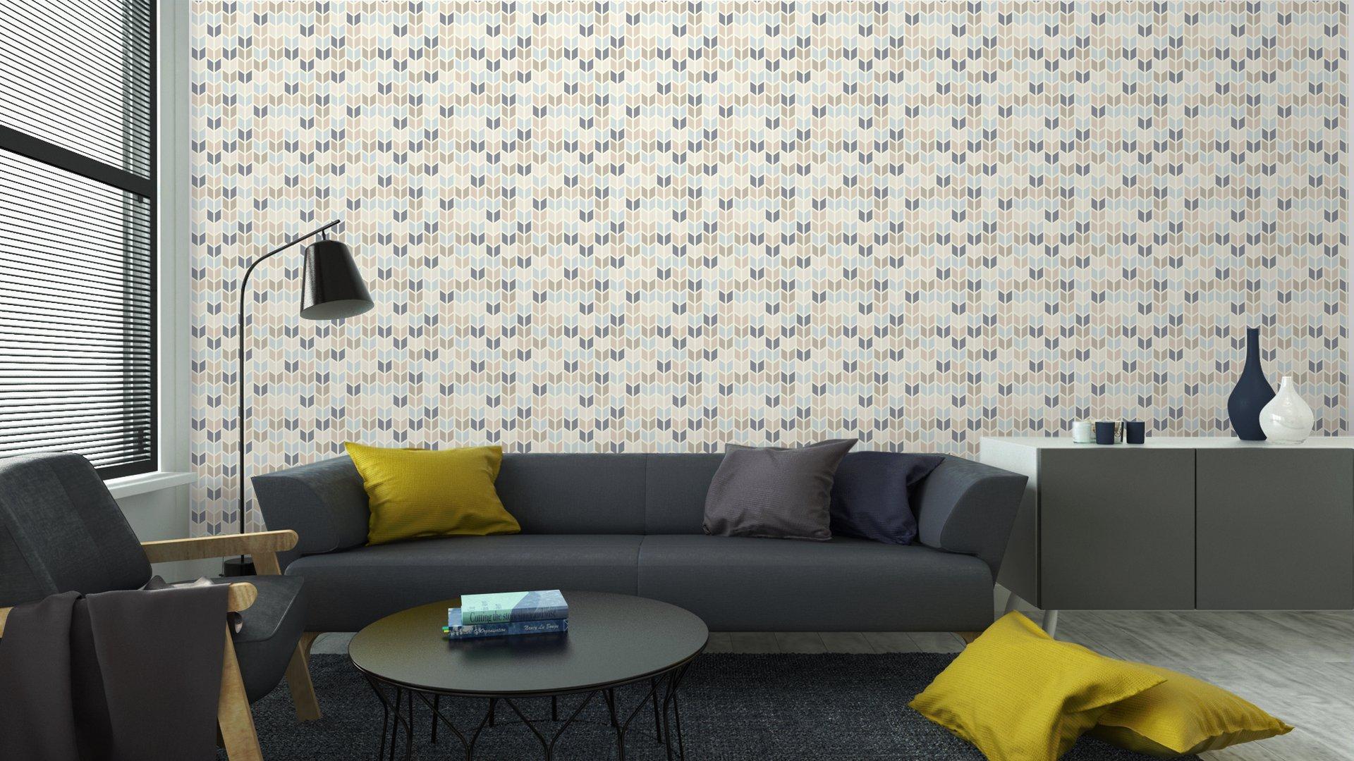 Fotomurales mexico papeles pintados lavables seamless patron geometrico en tonos pastel 6 - Papel Tapiz Patrón Geométrico Tonos Pastel 01