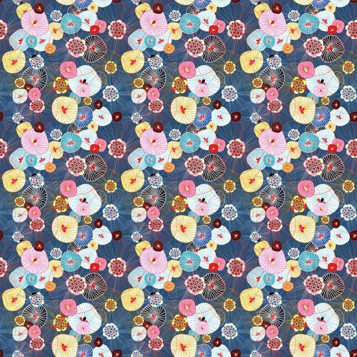 Fotomurales mexico papeles pintados lavables textura abstracta 1 1 - Papel Tapiz Floral Textura Abstracta 01