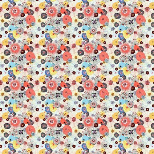Fotomurales mexico papeles pintados lavables textura abstracta 1 500x500 - Papel Tapiz Floral Textura Abstracta 02