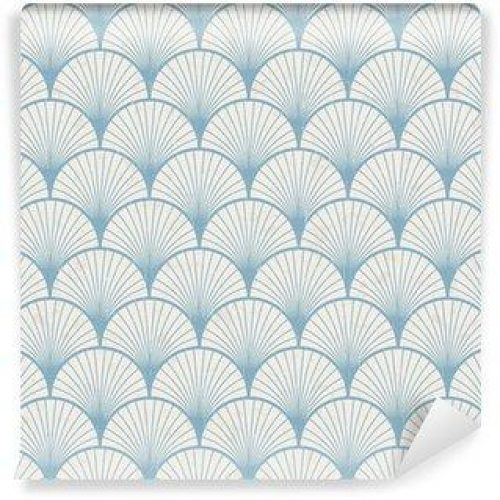 Fotomurales mexico papeles pintados lavables textura transparente de patron japones retro 500x500 - Fotomural Papel Tapiz Barroco y Elegantes