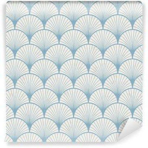 Fotomurales mexico papeles pintados lavables textura transparente de patron japones retro 500x500 - Fotomurales Papel Tapiz Modernos y Contemporáneos