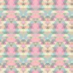 Fotomurales-mexico-papeles-pintados-lavables-triangulo-fondo-de-mosaico-fondo-geometrico 1