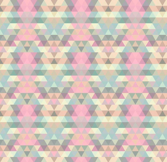 Fotomurales mexico papeles pintados lavables triangulo fondo de mosaico fondo geometrico 1 - Papel Tapiz Patrón Geométrico Triángulo 04