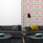 Fotomurales-mexico-papeles-pintados-lavables-triangulo-fondo-de-mosaico-fondo-geometrico 6