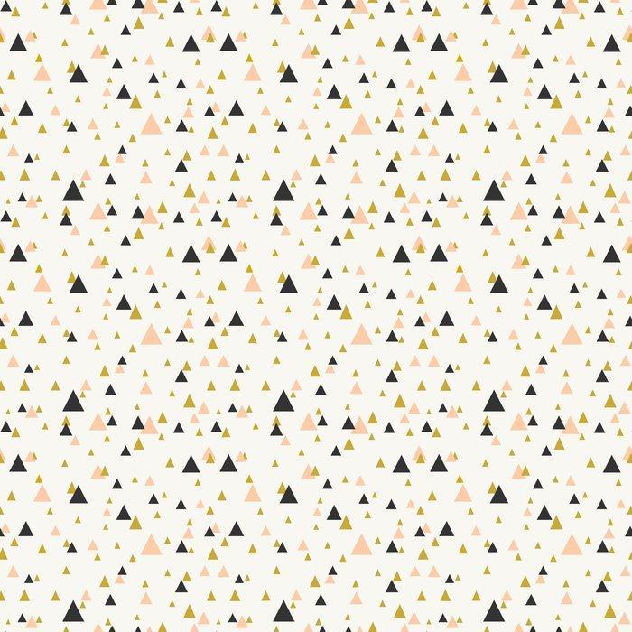 Fotomurales mexico papeles pintados patron abstracto sin fisuras geometrica 1 - Papel TapizGeométrico Triángulo Fondo Blanco 02