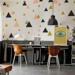 Fotomurales-mexico-papeles-pintados-patron-abstracto-sin-fisuras-geometrica 9