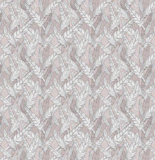 Fotomurales mexico papeles pintados patron de plumas abstract patron sin fisuras 1 500x516 - Papel Tapiz Abstracto con Patrón de Plumas 01