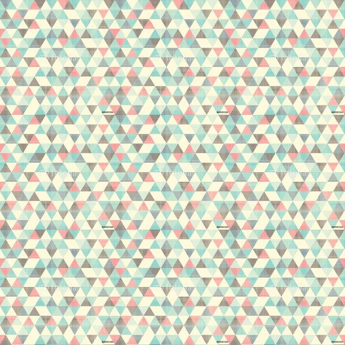 Fotomurales mexico papeles pintados seamless patron geometrico 1 - Papel Tapiz Patrón Geométrico Triángulo 07