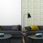 Fotomurales-mexico-papeles-pintados-seamless-patron-geometrico 5