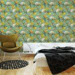Fotomurales-mexico-papeles-pintados-textura-floral-sin-fisuras 3