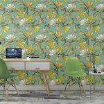 Fotomurales-mexico-papeles-pintados-textura-floral-sin-fisuras 8