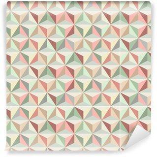 Fotomurales mexico papeles pintados triangulo sin fisuras patron 1 - Papel Tapiz Patrón Geométrico Triángulo 02