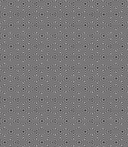 Fotomurales mexico papeles pintados triangulos blanco y negro modelo geometrico abstracto inconsutil 1 260x300 - Papel Tapiz