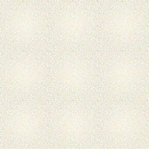 FONDO TRANSPARENTE DE COLOR BEIGE CLARO EN EL ESTILO DE DAMASCO 500x500 - Fotomural Papel Tapiz Barroco y Elegantes