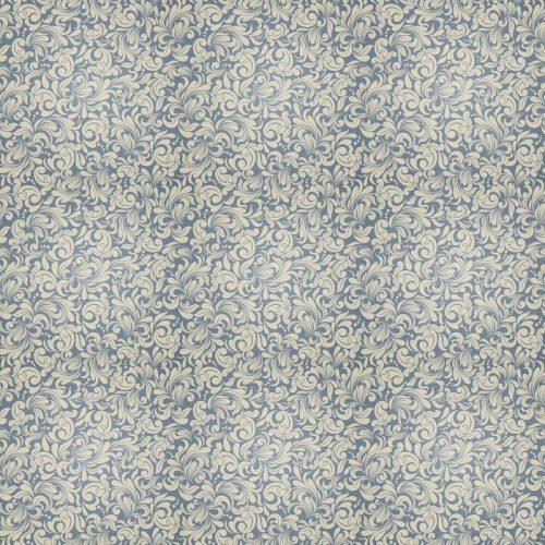 FONDO TRANSPARENTE DE COLOR BEIGE CLARO Y AZUL EN EL ESTILO DE DAMASCO 500x500 - Fotomural Tapiz Damasco Color Beige Claro y Azul