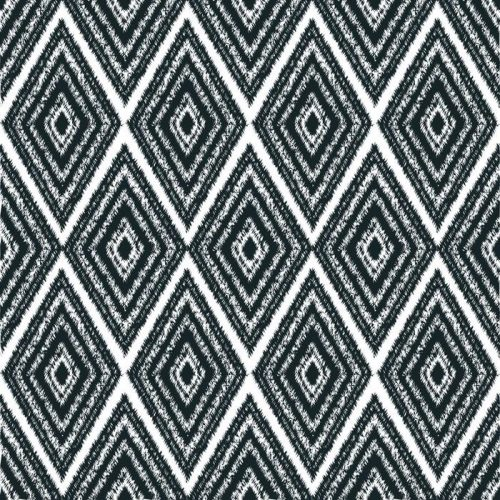 MODELO INCONSÚTIL DE LA TRIBU NAVAJO 500x500 - Fotomural Tapiz Patrón Geométrico Abstracto Tipo Tribu Navajo