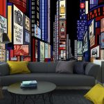 NUEVA YORK – VISTA NOCTURNA DE TIMES SQUARE6