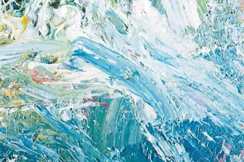 OBRAS DE ARTE ABSTRACTO DE PINTURA DE FONDO 500x333 - Fotomural Tapiz Abstracto Tipo Óleo