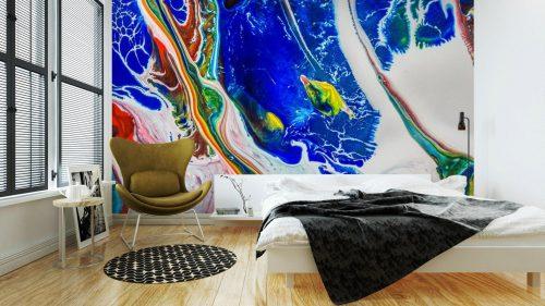 TEXTURA ABSTRATA DE FUNDO1 500x281 - Fotomural Tapiz Abstracto Caída de Agua