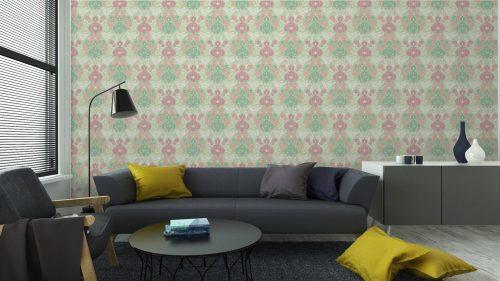 papeles pintados estilos para el salon temas categoria virtual patron abstracto sin costuras 500x281 - Fotomural Tapiz Barroco Tipo Abstracto
