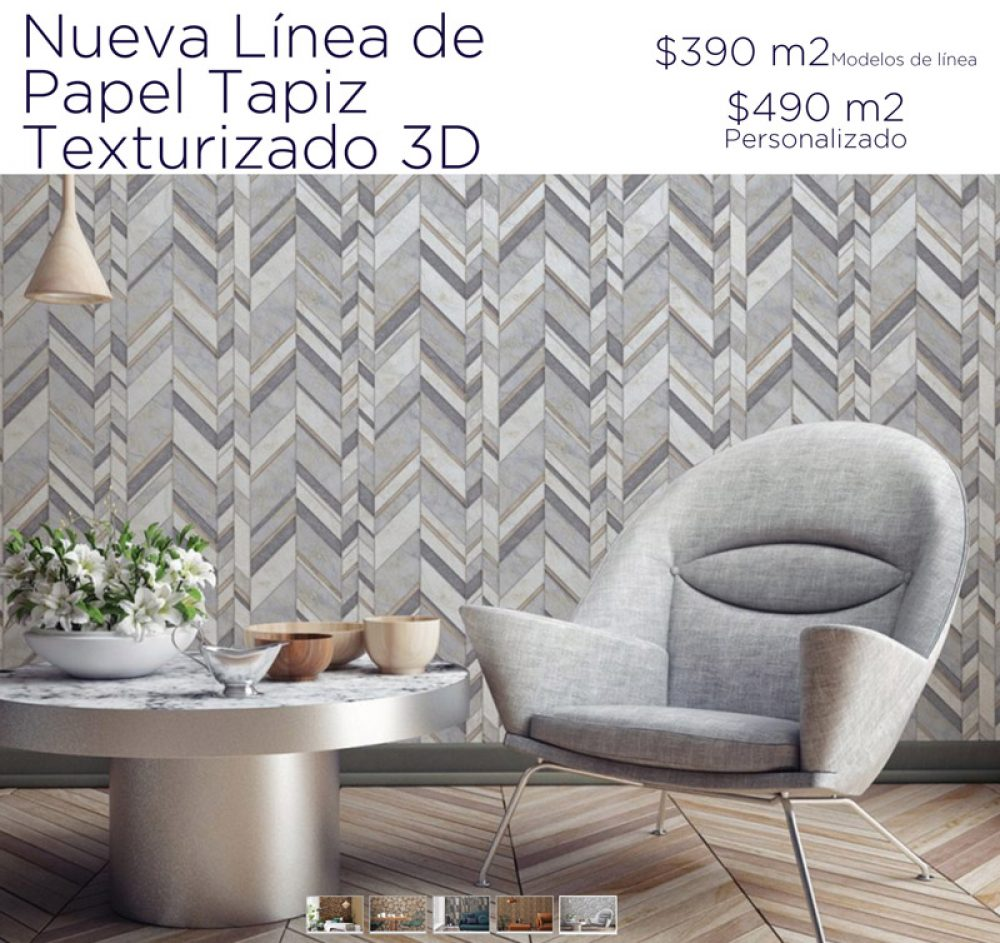 nuevalineapapeltextury 1000x943 - Fotomurales México Papel Tapiz  - Tienda de Decoración Personalizada México