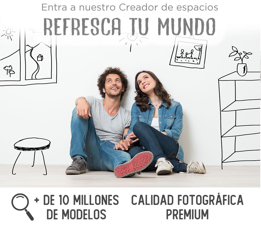 Buscador de Fotomurales Decorativos 1 - Fotomurales México Papel Tapiz - Tienda de Decoración Personalizada México