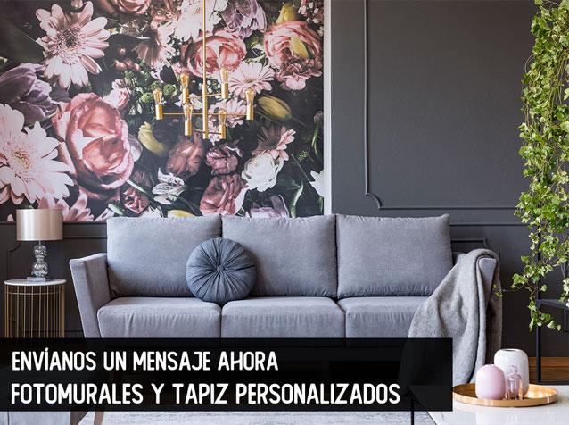Envianos un mensaje 1 - Fotomurales México Papel Tapiz - Tienda de Decoración Personalizada México